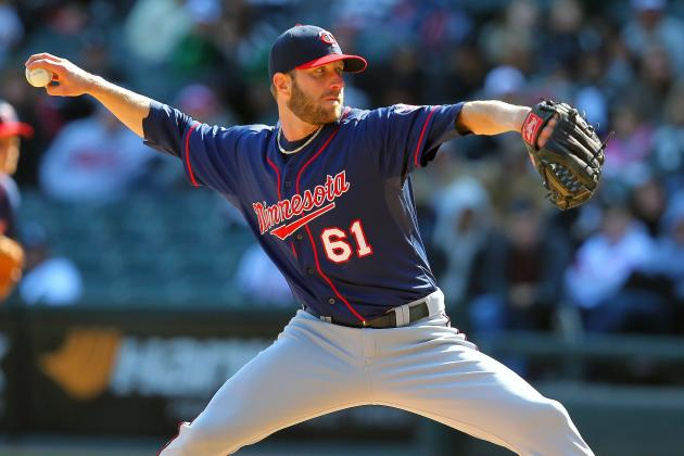 Minnesota Twins' Jared Burton Has Been a Stabilizing Force in the Bullpen