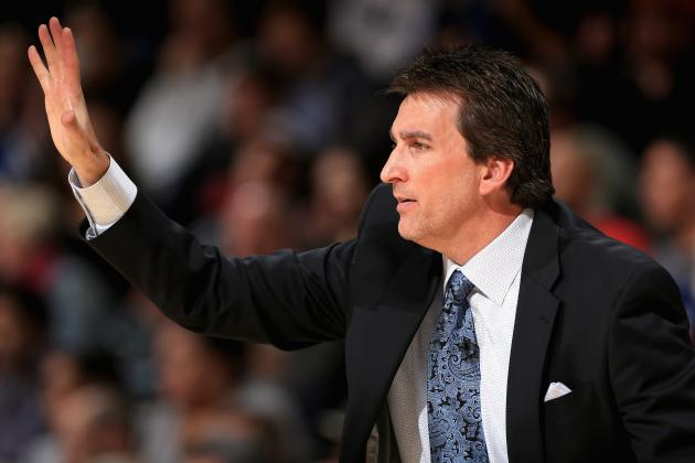 Coach Vinny Del Negro Has Support of Organization