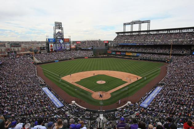 Rockies Try to Buck Coors Field Side Effects
