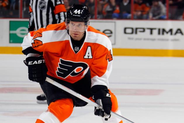 Report: Timonen out for the Season with Fractured Foot