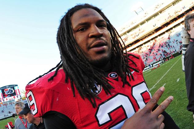 Jarvis Jones: I Won't Get Past Pittsburgh Steelers