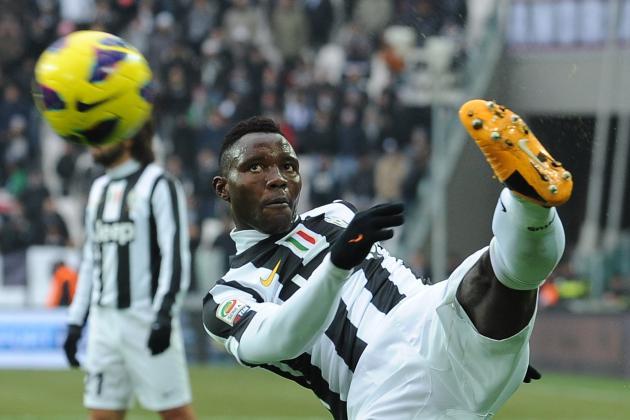 Kwadwo Asamoah: Scouting Juventus and Ghana's Rising Star