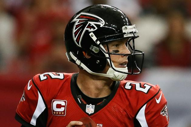 Matt Ryan: Contract Extension Will Take Care of Itself