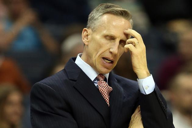 Bobcats Fire Mike Dunlap