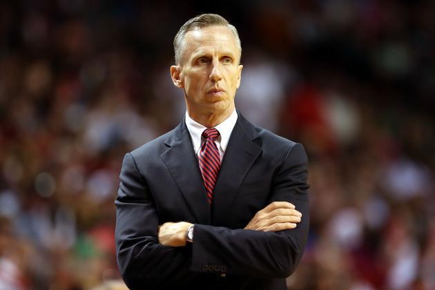 Charlotte Bobcats Fire Head Coach Mike Dunlap