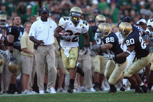 Georgia Tech Football Will Play at Notre Dame in 2015
