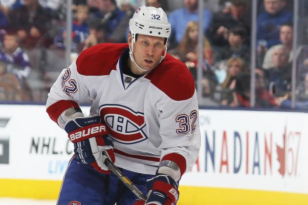 Canadiens Get Armstrong Back, Look to Price