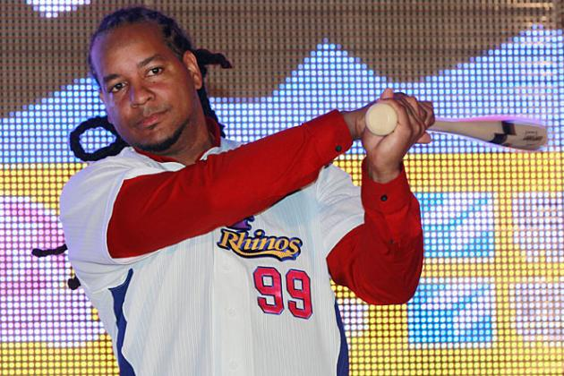 Manny Ramirez Took a 30 Second Home Run Trot
