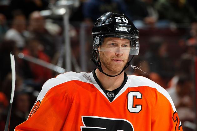Pronger Still Hopes Comeback Is in the Cards