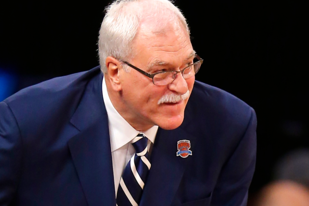 Phil Jackson Weighs in on Twitter About Superstars Getting Special Treatment