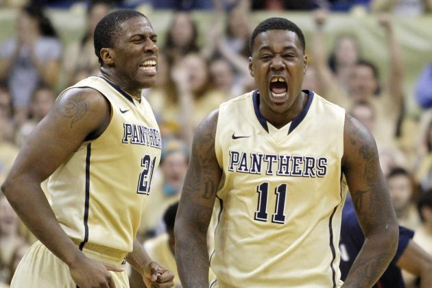 Pitt's ACC Men's Basketball Opponents Announced for 2013-14