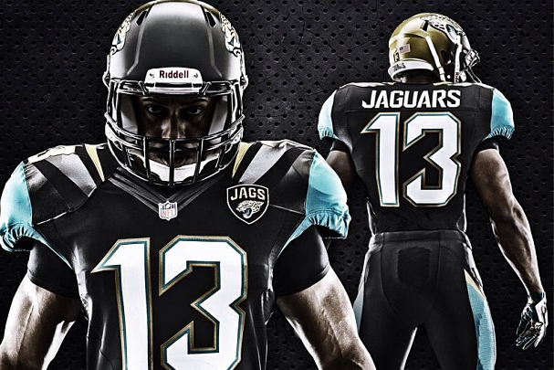 Jaguars Unveil Bold New-Look Uniforms