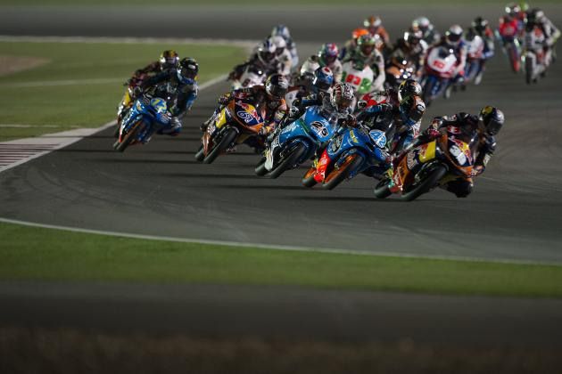 F1 Considering Losail Circuit for Pre-Season Test