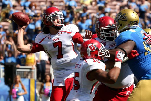 Travis Wilson Will Not Make Utah a Legitimate Pac-12 South Contender This Season