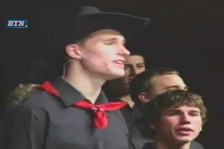 Video Exists of Redskins QB Kirk Cousins Singing and Dancing in High School