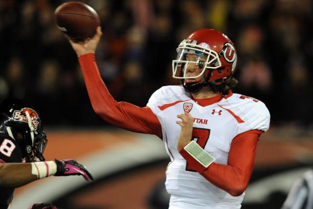 QB Wilson Solid in Utah Spring Game