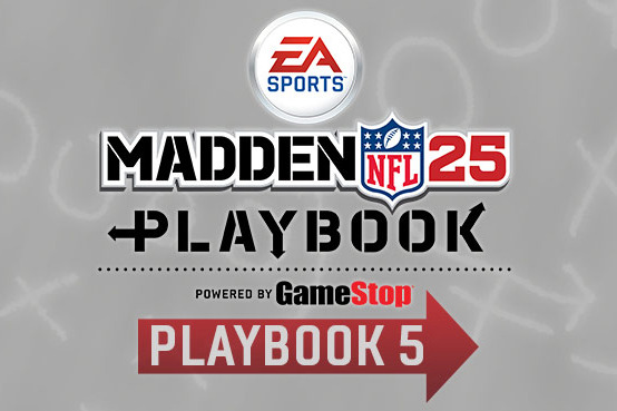 Playbook #5: Madden Share