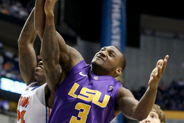 Men's Basketball Adds LSU Transfer Jalen Courtney