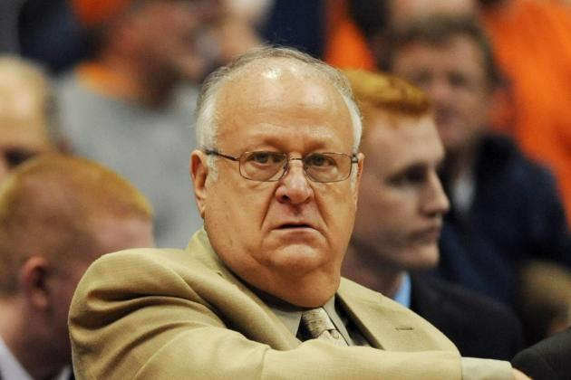 Ex-Syracuse Ball Boys Want Suit Reinstated