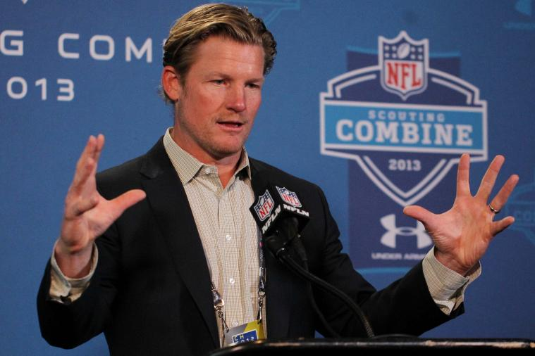 Rams Coy About Intentions as NFL Draft Nears