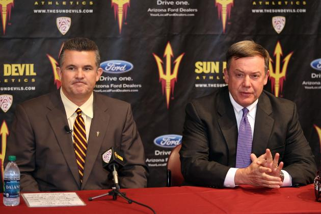 ASU President Says Football Team Will Play Games at Chase Field