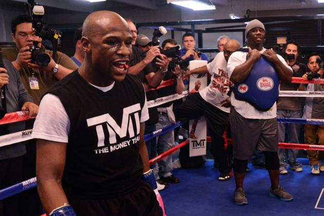 What Would a Loss to Robert Guerrero Do to Floyd Mayweather's Legacy?
