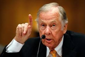 Billionaire T. Boone Pickens Sues His Son, Alleging 'Cyberbullying' - Forbes