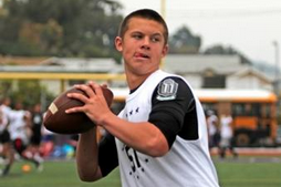 Top-Ranked Quarterback Kyle Allen Visits OSU
