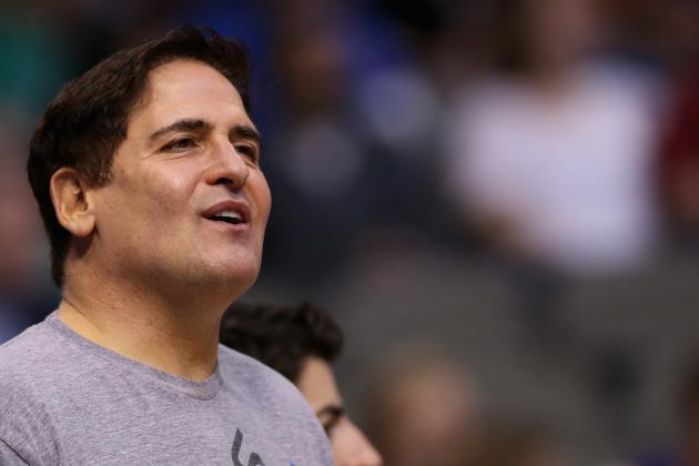 Mark Cuban: King of NBA Fines