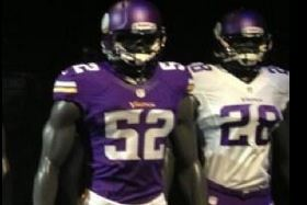 Vikings New Uniforms
