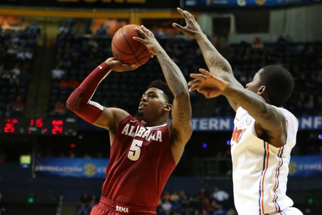 Trevor Lacey Granted Release from Alabama