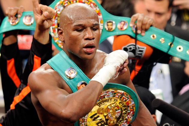 Floyd Mayweather vs Robert Guerrero: What a Money May Loss Would Mean for Boxing