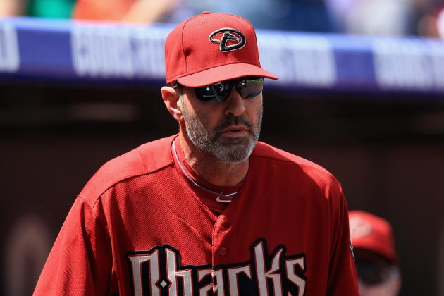 Diamondbacks Manager Kirk Gibson Prefers to Stay Away After Ejections
