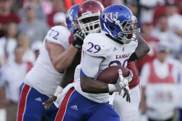 A Running Battle: A Look at Kansas Football's Strongest Position