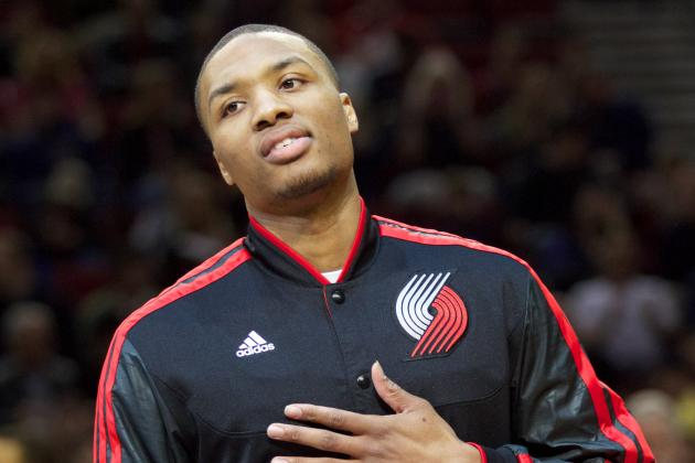 Damian Lillard Stands Alone as ROY
