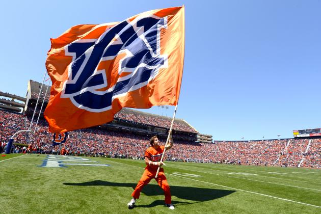 Auburn Finally Speaks About Scandal Report...but Is Anybody Listening?