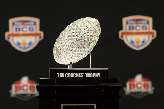 BCS Postseason Tournament Will Be Named 'College Football Playoff'