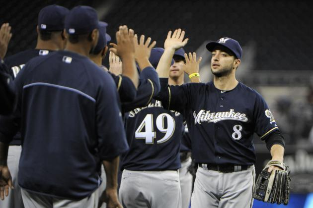 Red-Hot Brewers Re-Defining 'Strange' as Roll Continues