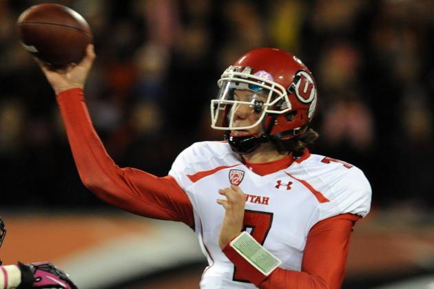 QB Travis Wilson Impresses in Red-White Game