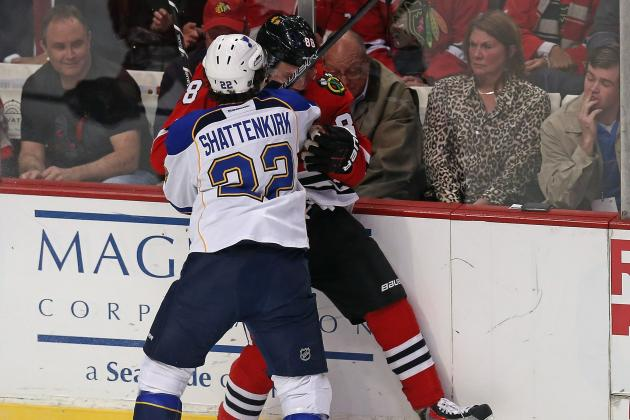 Will Lack of Physicality Cause Chicago Blackhawks to Unravel in Postseason?