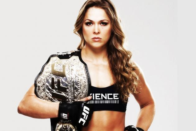 UFC Champ Ronda Rousey Signs on for One-Year Deal as New XYIENCE Ambassador