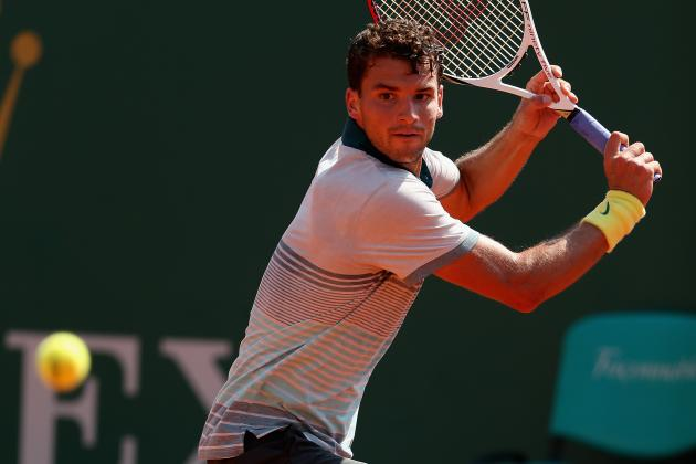 Grigor Dimitrov's Monte Carlo Clash with Rafael Nadal May Foreshadow Greatness