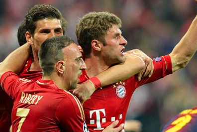 Muller Brace Seals Comfortable Win