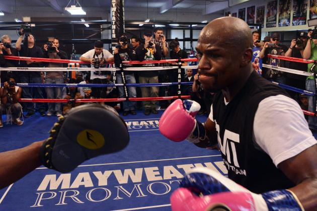 Mayweather vs. Guerrero: Money Team Win on May 4 Paves Way for Canelo Superfight