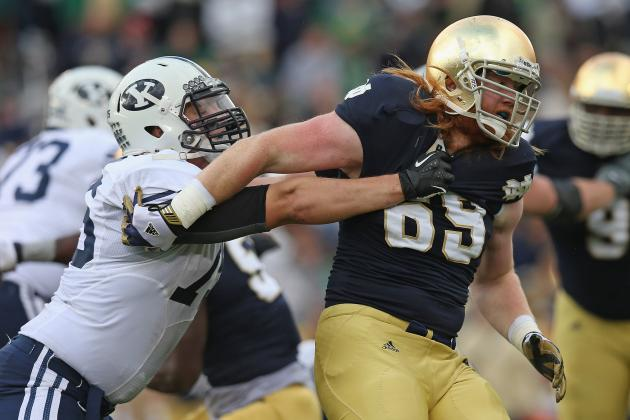 Braden Brown Scouting Report: NFL Outlook for BYU OT