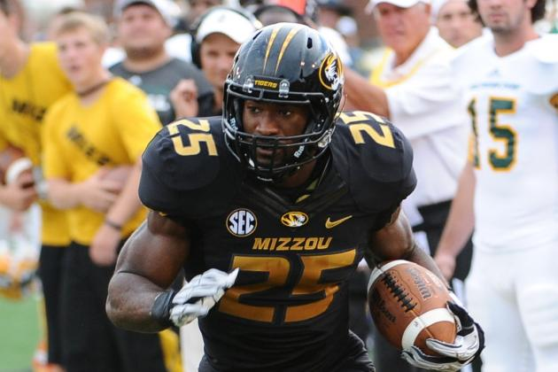 Zaviar Gooden Scouting Report: NFL Outlook for Missouri LB