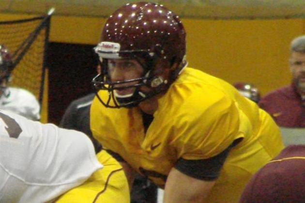 Gophers Football: Minnesota Shows Explosive Running Ability in Spring Scrimmage