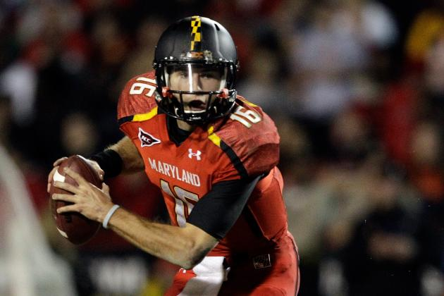 Maryland Football Releases Post-Spring Depth Chart