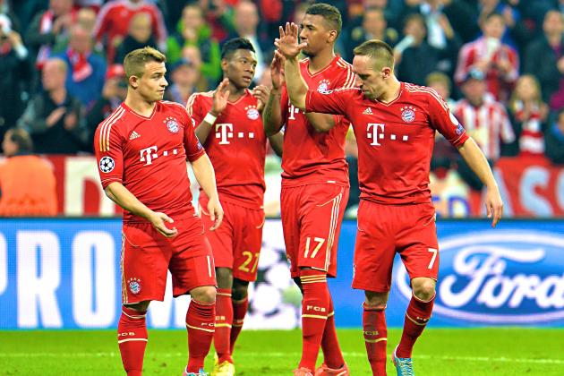 Bayern Munich Threaten a New World Order with Barcelona Battering