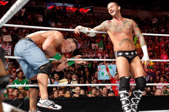 John Cena Versus CM Punk: Who Won in the End?